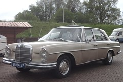 Mercedes W108 280S 3-9-1973 28-04-ZF (Fuego 81) Tags: mercedes w108 280s sclass 1973 2804zf onk cwodlp sidecode2