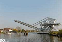 Pegasus Bridge 3 (Mike House Photography) Tags: pegasus bridge normandy normandie calvados caen canal bénouville operation deadstick tonga rolling water blue sky grass gravel town village dday world war ii 2 two gliders