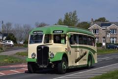 JTB749  Cumbria Classic Coaches, Ravenstonedale (highlandreiver) Tags: jtb749 jtb 749 cumbria classic coaches ravenstonedale bus coach buses brough kirkby stephen