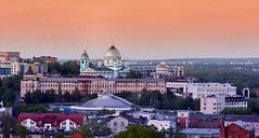 Курск (Олег Погожих) Tags: город пейзаж курск небо закат вечер