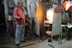 Egermann Glass Factory, Nový Bor, Czech Republic (Ineke Klaassen) Tags: egermann glass glas glassworks glasblazerij glasblazer novýbor czech czechrepublic sony sonya6000 sonyimages sonyalpha sonyalpha6000 sonyilce6000 ilce old people 1025fav ambacht craftsman craft 400views 20favs 20fav 20faves 2019