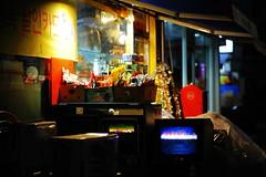 2215/1722 (june1777) Tags: snap street seoul night light bokeh canon eos 5d kyocera contax carl zeiss planar 85mm f14 1600 clear
