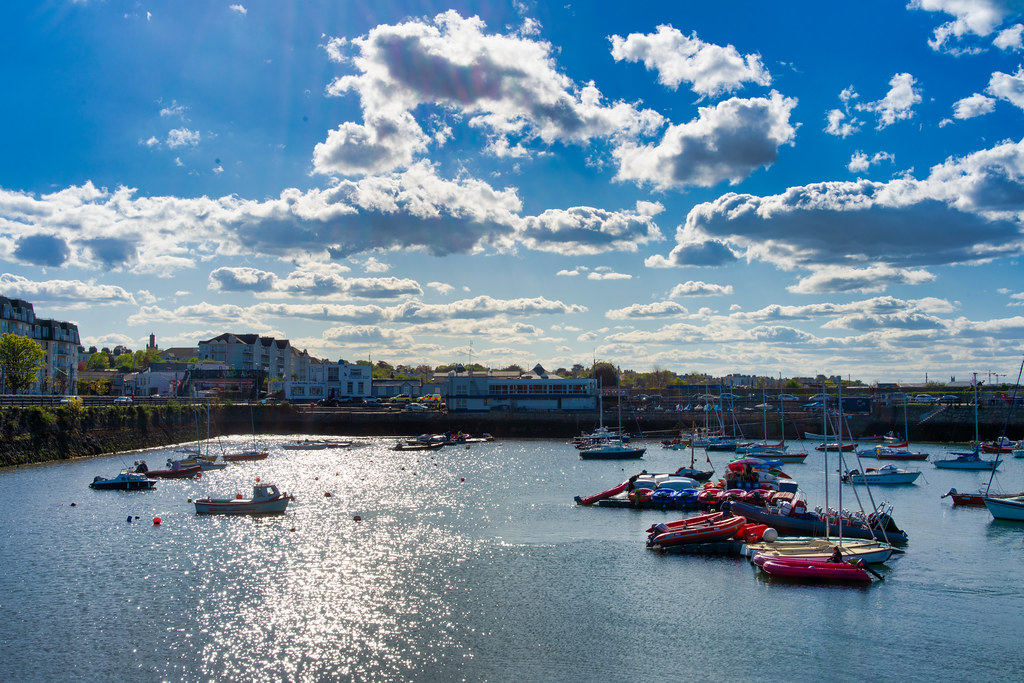 TRADERS' WHARF AREA [WEST PIER DUN LAOGHAIRE HARBOUR]-152217