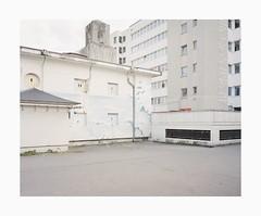 Raderberg, 2019 (Darius Urbanek) Tags: 120 6x7 cologne germany kodak köln raderberg mamiya7 portra400 analog architecture brutalism color concrete film mediumformat