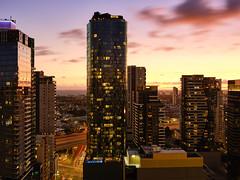 Melbourne (_dreamseller_) Tags: melbourne australien reisen stadt lichter urban nacht wolken langzeitbelichtung gfx50r gf3264mm longexposure gfx mediumformat fujifilm city australia citylights skyscraper skyscrapers sky lighttrails travelphotography travelling melbourneaustralien
