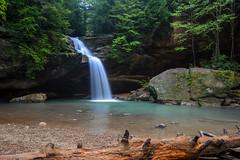 Hocking Hills (brutus61534) Tags: hocking hills old mans cave waterfall long exposure ohio parks nikon