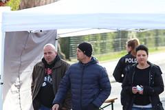041 (timmoench2019) Tags: sturmwehr rechtsrock konzert neonazis nazis tommy frenck gasthaus zum goldenen löwen kloster vesra