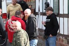 035 (timmoench2019) Tags: sturmwehr rechtsrock konzert neonazis nazis tommy frenck gasthaus zum goldenen löwen kloster vesra