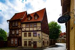 erbaut 1660 (carsten.plagge) Tags: 2019 cp55 carstenplagge lumix quedlinburg landkreisquedlinburg sachsenanhalt deutschland