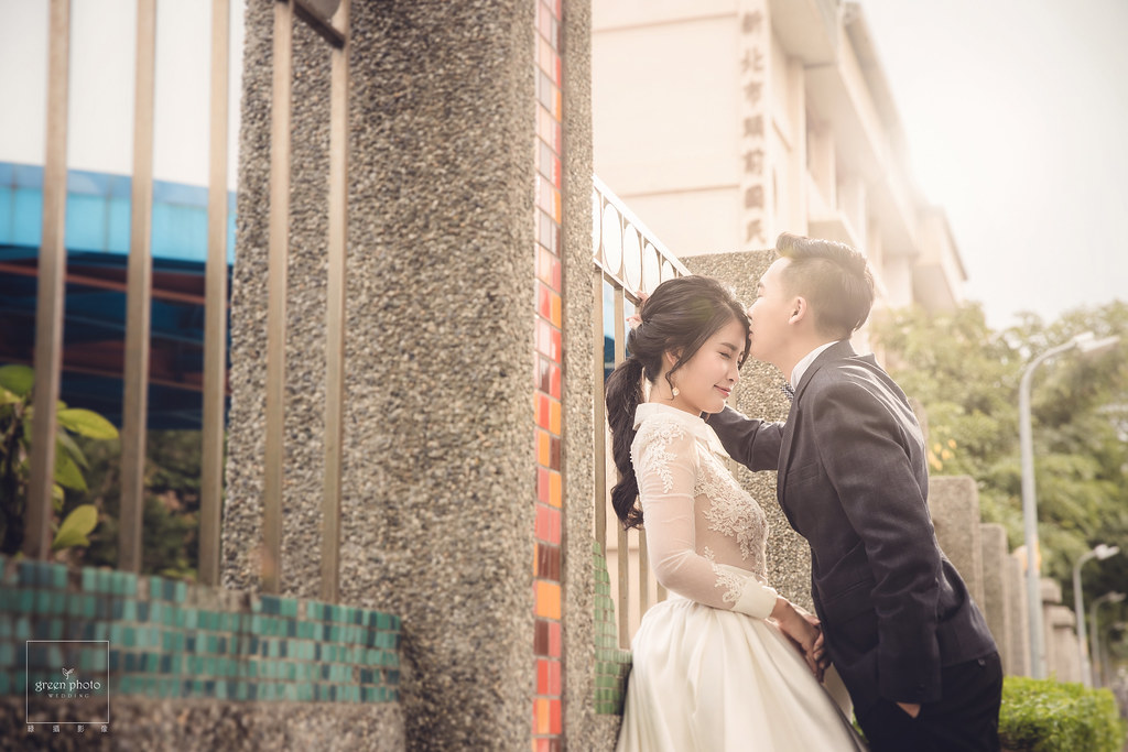 婚紗拍攝|台北婚紗|故事婚紗|海邊|校園