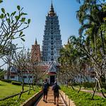 2019 - Thailand - Wat Yansangwararam - Bodh Gaya Pagoda - 1 of 2 thumbnail