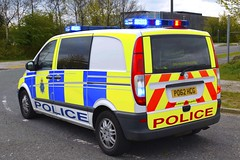 PO62 HCG (S11 AUN) Tags: merseyside police mercedes vito anpr traffic car roads policing unit rpu motor patrols 4x4 nwmpg northwestmotorwaypolicegroup 999 emergency vehicle po62hcg