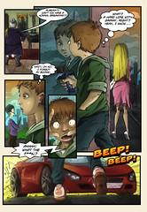 page_25 (ponchara80) Tags: comic page illustration draw love romance story comix comics digital art sheet fantastic fun funny