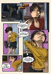 page_21 (ponchara80) Tags: comic page illustration draw love romance story comix comics digital art sheet fantastic fun funny