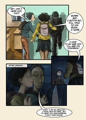 page_20 (ponchara80) Tags: comic page illustration draw love romance story comix comics digital art sheet fantastic fun funny