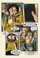 page_19 (ponchara80) Tags: comic page illustration draw love romance story comix comics digital art sheet fantastic fun funny