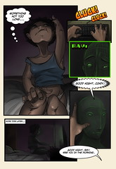 page_16 (ponchara80) Tags: comic page illustration draw love romance story comix comics digital art sheet fantastic fun funny