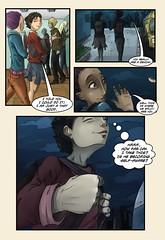 page_13 (ponchara80) Tags: comic page illustration draw love romance story comix comics digital art sheet fantastic fun funny