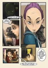 page_11 (ponchara80) Tags: comic page illustration draw love romance story comix comics digital art sheet fantastic fun funny