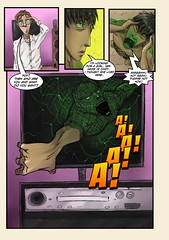 Page_48 (ponchara80) Tags: comic page illustration draw love romance story comix comics digital art sheet fantastic fun funny