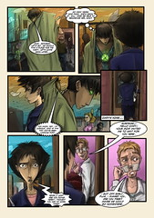 Page_50 (ponchara80) Tags: comic page illustration draw love romance story comix comics digital art sheet fantastic fun funny