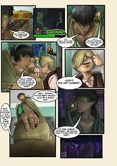 Page_52 (ponchara80) Tags: comic page illustration draw love romance story comix comics digital art sheet fantastic fun funny