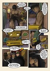 Page_55 (ponchara80) Tags: comic page illustration draw love romance story comix comics digital art sheet fantastic fun funny