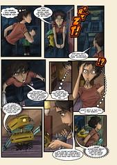 Page_56 (ponchara80) Tags: comic page illustration draw love romance story comix comics digital art sheet fantastic fun funny