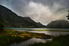 LakeView (sk Krouse) Tags: travel travels travelphotos explore adventure chile overcast light landscape landscapes landscapephotos nikon mountains lake lakes flowers southamerica carreteraaustral wild country mountain scenery d3200
