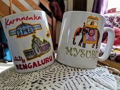 Twin Gifts (dksesha) Tags: seshadri dhanakoti harita googlepixel3xl googlepixel pixel3 pixel3xl bengaluru mysuru cup gifts kannada sesh seshfamily haritasya vilambisamvatsara google pixel tilottama bangalore mysore teacup sups karnataka