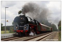 Herrensee - 2019-02 (olherfoto) Tags: bahn eisenbahn ostbahn rail railway railroad vasut vonat dampf dampflok dampfzug dr reichsbahn schnellzuglok presnitztalbahn steam train steamtrain