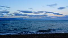 Τεμενη Αιγιου DSC08404 (omirou56) Tags: 169ratio ουρανοσ συννεφα θαλασσα παραλια πελοποννησοσ μπλε sky sea clouds beach peloponnisos peloponisos peloponnese water hellas blue