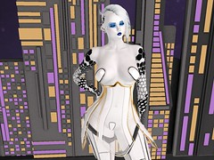 Geode Android 2019 2_004 (Justine Flirty) Tags: artisanna fantasy scify tattoo
