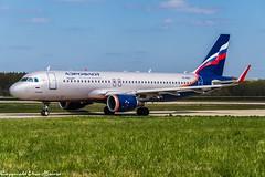 Aeroflot VP-BSH (U. Heinze) Tags: aircraft airlines airways airplane planespotting plane flugzeug haj hannoverlangenhagenairporthaj eddv nikon d610 nikon28300mm
