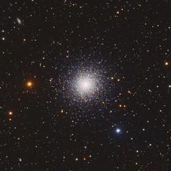 M13 - Great Globular Cluster in Hercules (Andrew Klinger) Tags: