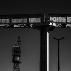 Gdansk (Bjørn Joachimsen) Tags: square bronicasqai monochrome blackwhite mediumformat bnw analog film ilfordsfx200 grayscale 6x6 filmisnotdead ilfordphoto