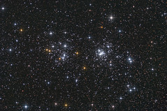 Double Cluster NGC884, NGC869 (Astrolights.de) Tags: doublecluster hchipersei ngc884 ngc869 starcluster persei astrophotography stars zwoasi183mmpro