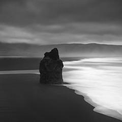 Black sand beach (frodi brinks photography) Tags: iceland frodibrinks landscape blackssandbeach black sand beach reynisfjara