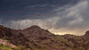 Before Darkness (Wayne Stadler Photography) Tags: craggywash cloudy storm landscape desert travel blmland stormy hills arizona green landscapes rain camping clouds