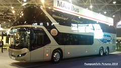 NEOPLAN SKYLINER - AUTOCARS GINHOUX (Fabrice CHUIAFON) Tags: autobus autobuses autocares autocars autocardetourisme coach carsfrance buss buses bus bussen neoplan skyliner ginhoux doubleetage