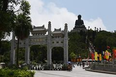 Hong  Kong - Lantau - Tian Tan Buddha (PierBia) Tags: hong kong lantau tian tan buddha nikon d810
