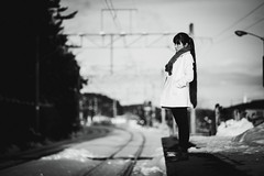 Leica M 240 & Carl Zeiss Planar T* 1.4/85 ZK (leicafanboy..) Tags: leica m 240 carl zeiss planar t 1485 zk carlzeiss japan japanese モノクローム monochrome ポートレート portrait bw happyplanet asiafavorites