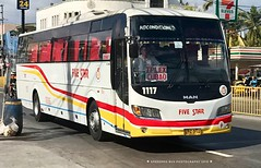 Pangasinan Five Star Bus Co. Inc. #1117 (spdpr) Tags: 1117 urdanetacitypangasinan pangasinanfivestarbuscoinc 18350 almazoramotorscorp