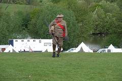 Old soldier (ec1jack) Tags: ec1jack kierankelly brentwood weald park country show essex england britain uk europe showground mayday spring may 2019 combat reenactment ww1 army historical battles soldier