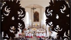 5.05.2019 - Kommunionsonntag in Horb a.N. - (HOR-BS 696) Tags: berndsontheimer badenwürttemberg horbamneckar kirchenschiff kircheninhorbamneckar stiftskirchehorb