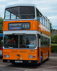 NEBPT Metrocentre Bus Rally 2019 - JFT413X (HairyHippy) Tags: canoneos650d canonefs1855mmf3556zoom metrocentrebusrally nebpt northeasternbuspreservationtrust publictransport england uk gbr unitedkingdom digitalslr photoshopcs5 gateshead