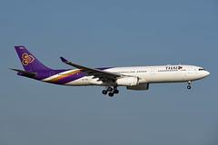 Thai Airways Airbus A330-343 HS-TBA (EK056) Tags: thai airways airbus a330343 hstba bangkok suvarnabhumi airport