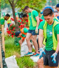 2019.05.04 Vermont Avenue Garden Blooms and Work Party, Washington, DC USA 01813