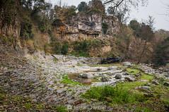 Las coladas del Boscarró (SantiMB.Photos) Tags: 2blog 2tumblr 2ig santjoandelesfonts garrotxa girona invierno winter basalto basalt boscarró rocas rocks geo:lat=4221394832 geo:lon=250951657 geotagged santjoanlesfonts cataluna españa