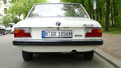 BMW E12 (vwcorrado89) Tags: bmw e12 5 series reihe 518